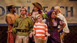 review how i became a pirate tells sweet story in musical