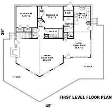 coastal style house plans plan 6 263