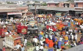 vashi market after azadpur mandi vashi loses monopoly to trade in fruit