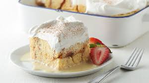 overnight cinnamon roll tres leches cake recipe pillsbury com