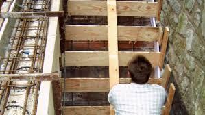 treppe betonieren anbau bauunternehmung brandenburg