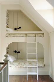 Fantastic Built In Bunk Bed Ideas For Kids Room From A Fairy Tales - Kids room bunk beds