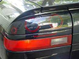 custom car tail lights mod custom tail lights