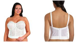 bustier bra for wedding dress top 10 best wedding undergarments for all shapes sizes heavy com