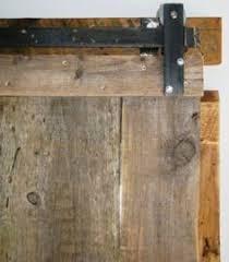 Reclaimed Barn Door Hardware by Reclaimed Durand U0027s Antique Barn Style Fire Door Restoration