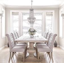 white dining room sets to it morgana beige tufted parsons dining chair set