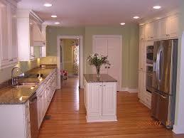 furniture modern kitchen design with elegant white jsi cabinets