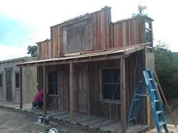 build a shop building an old western ghost town general store facade part 2
