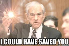 Ron Paul Meme - i only have 2 funny ron paul pictures saved so 91903598 added by