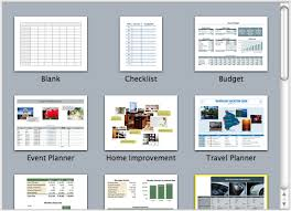 Cool Excel Templates 7 Ideas Excel Can Up From Iwork Numbers Chandoo Org Learn