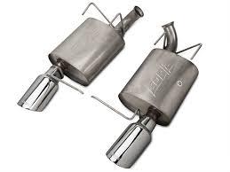 axle back exhaust mustang v6 borla mustang stinger s type axle back exhaust 11796 11 14 v6