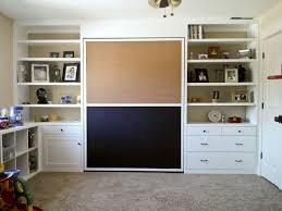 Murphy Bed Guest Room Custom Wall Bed By Cress Carpentry Custommade Com