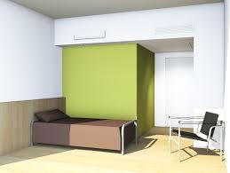chambre verte et blanche chambre verte blanche fendler seemuller architectes