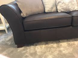 Corner Sofa Marks And Spencer Set Of Two Brown Leather Sofas Marks And Spencer Abbey Range