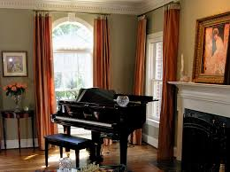 cozy ideas 13 window treatments for living room home design ideas