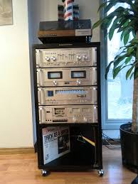 high end home theater receivers looking for vintage marantz audio equipment racks amps high