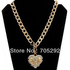 love chain necklace images Gold tone chain necklace images jpg