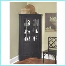 contemporary corner curio cabinet foter