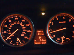bmw service symbols meaning engine warning light