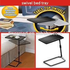Swivel Laptop Desk Swivel Bed Tray Table Wholesale Bed Tray Suppliers Alibaba