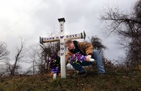 roadside crosses roadside memorials place of rest local news nwitimes