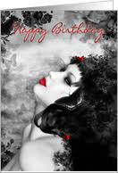gothic birthday cards from greeting card universe