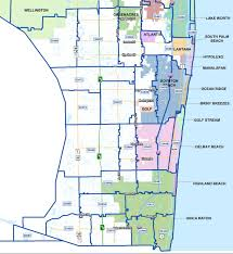 Florida Map Of Beaches by Zip Code Map Palm Beach County Zip Code Map