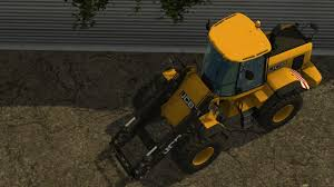 jcb wheelloader final mod farming simulator 2015 15 mod
