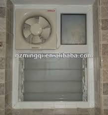 Pvc Bathroom Exhaust Fan Window Ventilator Buy Bathroom Exhaust - Bathroom fan window