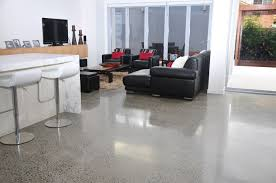 Floor Polished Concrete Residential Floors Polished Concrete - Concrete flooring miami