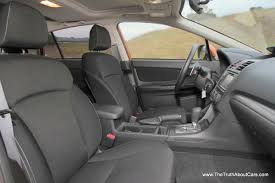 subaru crosstrek interior trunk 2013 subaru xv crosstrek interior dashboard and seats picture