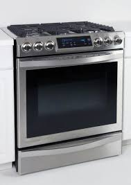 samsung chef collection nx58h9950ws slide in gas range review