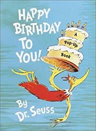 happy birthday dr seuss happy birthday to you 9780394800769 dr seuss books