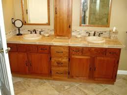 Cherry Vanity Vanities How To Remove Tile Bathroom Vanity Top Custom Tiled