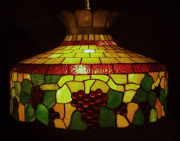 Stained Glass Light Fixtures 15 The Best Stained Glass Lamps Pendant Lights