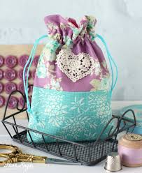 harvest drawstring bags a spoonful of sugar