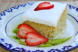 tres leches cake cooking with ruthie