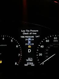 lexus gx470 tire pressure spare tire throwing tpms code with pressure same as others