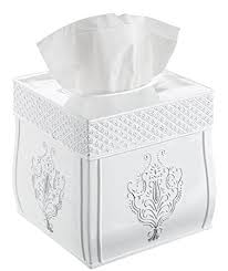 Decorative Paper Storage Boxes With Lids Amazon Com Creative Scents Toilet Paper Storage Containers