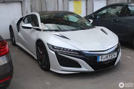 honda supercar honda nsx 2016 20 september 2017 autogespot