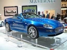 blue maserati file blue 2004 maserati spyder 90th anniversary jpg wikimedia