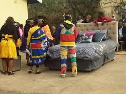 Traditional Marriage Decorations Umabo Traditional Zulu Wedding Umendo