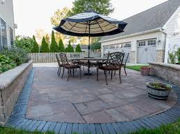 Patio Designs Images Paver Patio Designs Moscarino Outdoor Creations