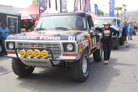 baja truck street legal 025 norra mexican 1000 baja trucks broncos rod hall ramcharger