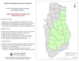 Texas Wildfire Danger Map by Manage Forests And Land Southern Pine Beetle Prevention Cost