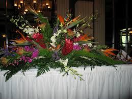 luau wedding reception ideas gallery wedding decoration ideas