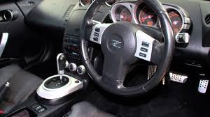 nissan 350z steering wheel 2008 nissan 350z z33 my07 touring red black 5 speed auto seq