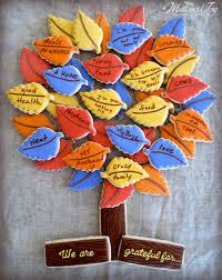 a cookie tree of gratitude melissa joy cookies