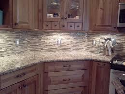 natural stone kitchen backsplash elegant kitchen rock backsplash gl kitchen design