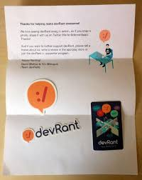 devrant a fun community for developers to connect over code